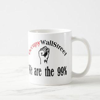 Occupy Wall Street - We are the 99 Coffee Mug