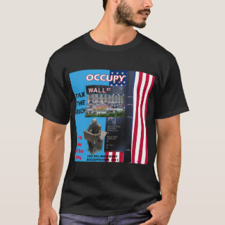 Occupy Wall Street - Zuccotti Park 2011 T-Shirt