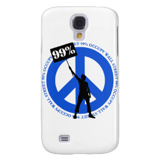 Occupy Wallstreet Galaxy S4 Cases