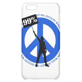 Occupy Wallstreet Cover For iPhone 5C