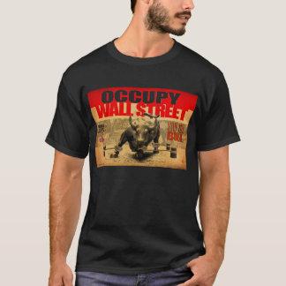 Occupy Wallstreet - Stop The Bull T-Shirt