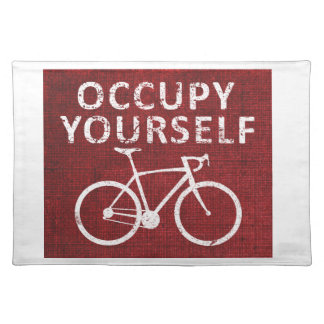 Occupy Yourself Placemats