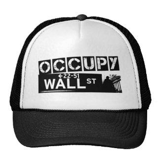 occupywallstreett-shirt-white cap