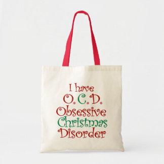 OCD - Obsessive Christmas Disorder Tote Bag