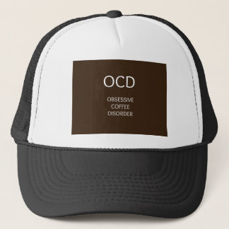 OCD TRUCKER HAT
