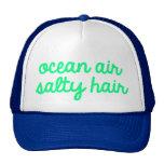 Ocean Air Salty Hair Cap