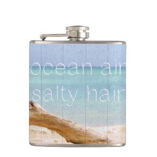 Ocean Air Salty Hair Hip Flask