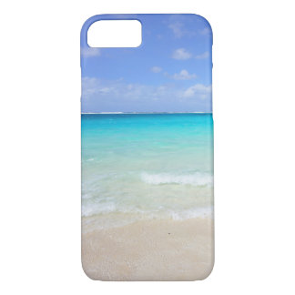 Ocean Beach Scene Horizon Phone Case
