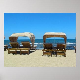 Ocean Beach View Poster