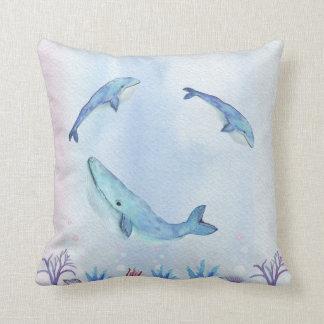 Ocean beauty cushion