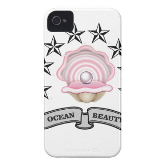 ocean beauty pearl iPhone 4 Case-Mate cases