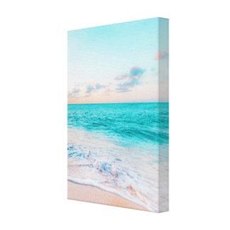 Ocean Bliss Canvas Print