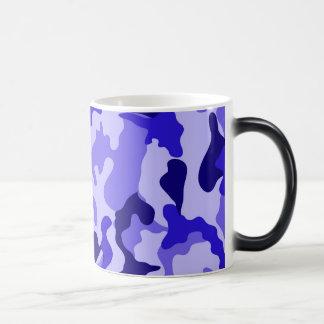 Ocean Blue Camo Mug