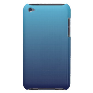 Ocean blue gradient template iPod touch cover