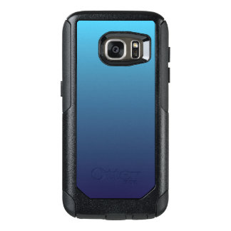 Ocean blue gradient template OtterBox samsung galaxy s7 case