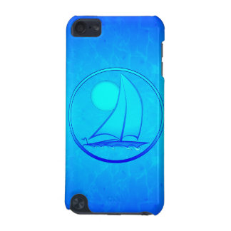 Ocean Blue Sailboat iPod Touch 5G Case