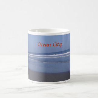 Ocean City - Atlantic Ocean - Coffee Mug