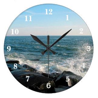 Ocean City Inlet Clock