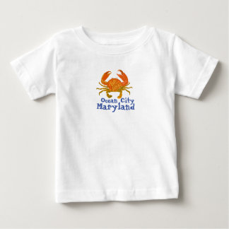 Ocean City Maryland Baby T-Shirt
