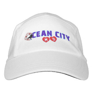 Ocean City Maryland Summer Hat