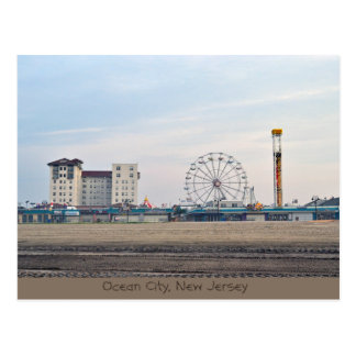 Ocean City, New Jersey Post Card