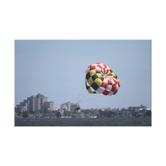 Ocean City Print - Parasail on the Bay