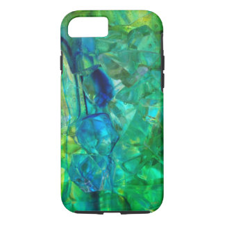 Ocean Crystals 2 iPhone 8/7 Case