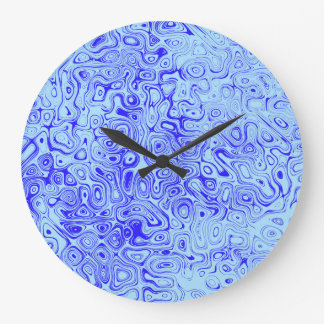Ocean Currents Clock by John Oven