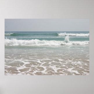 Ocean Dancing Photo Print