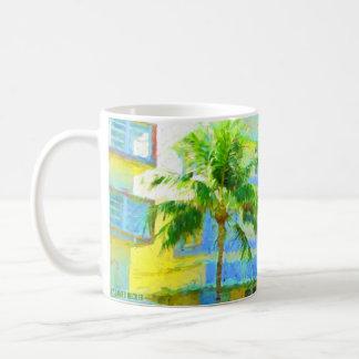 Ocean Drive, Miami Beach, Florida coffee mug