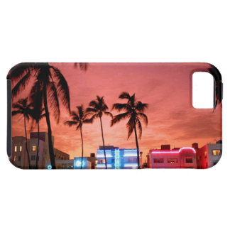 Ocean Drive - Miami Beach iPhone iPhone 5 Case