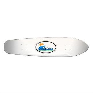 Ocean Drive Skate Deck