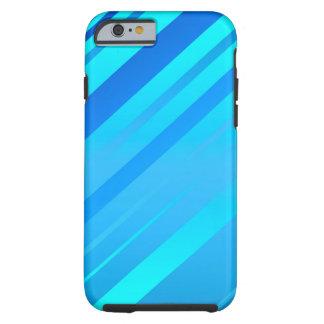 Ocean Feeling Stripes Tough iPhone 6 Case