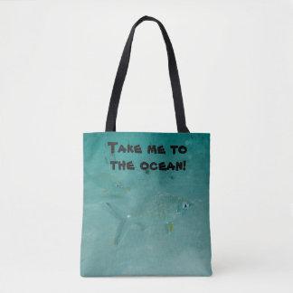Ocean Fish Tote