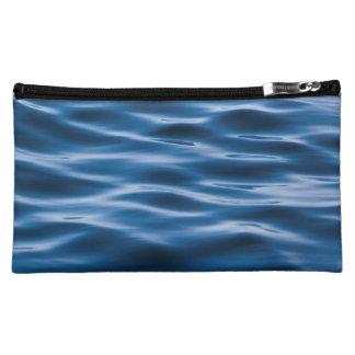 Ocean Flow Cosmetic Bag