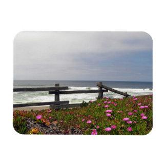 Ocean Flowers Magnet