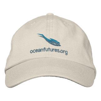 Ocean Futures Hat Embroidered Cap