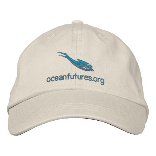 Ocean Futures Hat Embroidered Hats