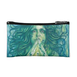 Ocean Heart Reiki Love Cosmetic Bag