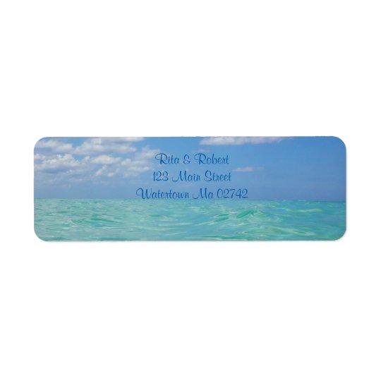 Ocean III Mailing Labels