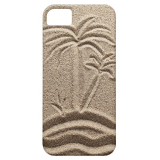 Ocean Island Beach Sand Wedding iPhone 5 Cases