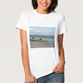 Ocean Kayak at Nags Head Tshirt