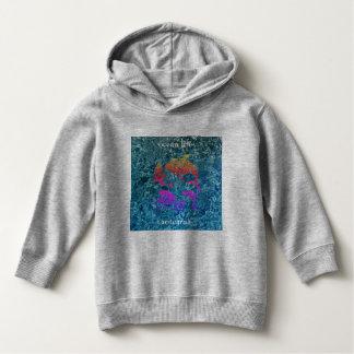 ocean life aotearoa hoodie