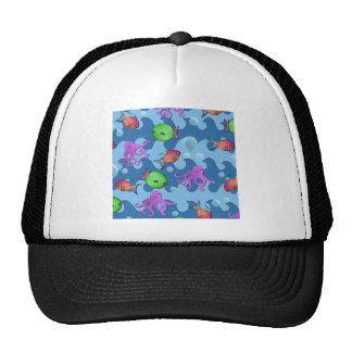 Ocean Life Hat