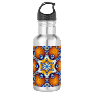 Ocean Life Mandala 532 Ml Water Bottle