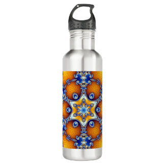 Ocean Life Mandala 710 Ml Water Bottle