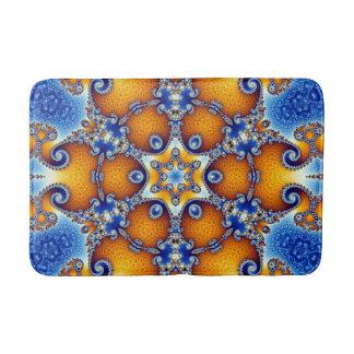 Ocean Life Mandala Bath Mat