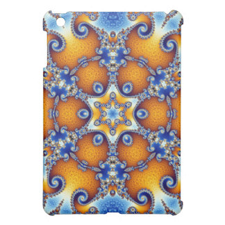 Ocean Life Mandala Case For The iPad Mini