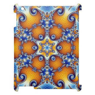 Ocean Life Mandala Cover For The iPad