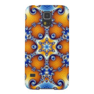 Ocean Life Mandala Galaxy S5 Covers